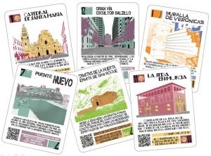 Baraja de cartas Murcia al Azar